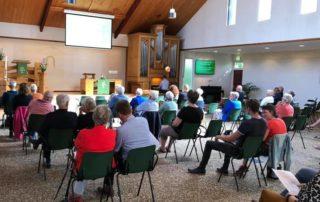 Gereformeerde Kerk Nijeveen kerkdienst corona
